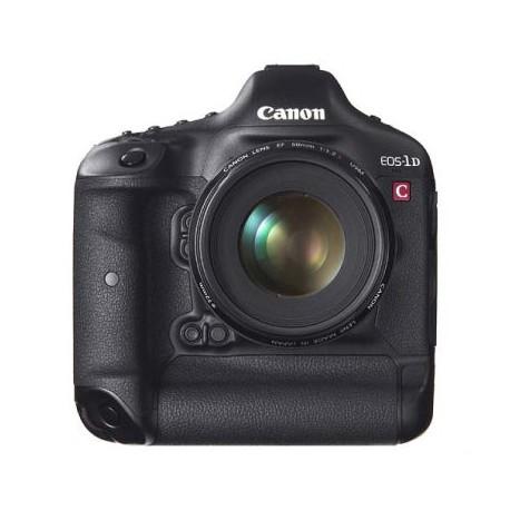 Canon EOS 1D C Cinema DSLR Corpo