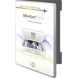 SilverFast SE 8 Scanner Software para CrystalScan 7200