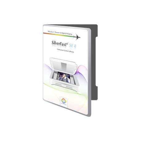 SilverFast SE 8 Scanner Software para ProScan 7200