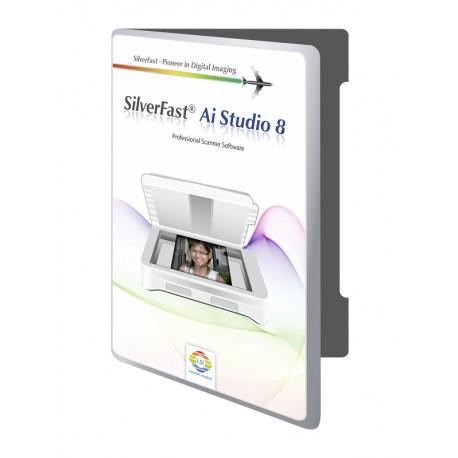 SilverFast Ai Studio 8 Scanner Software para MF 5000