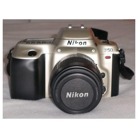 Nikon F50 AF 35-70mm F/ 1:3,3-4,5