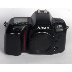 Nikon F70 Corpo