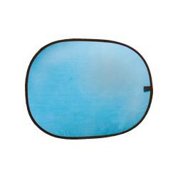 Fundo 92x122 uni luz azul