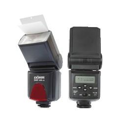 Power Zoom flash DAF-44 para Olympus e Panasonic Wi