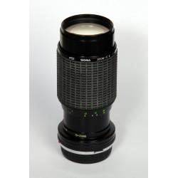 SIGMA 70/210mm 1:4,5