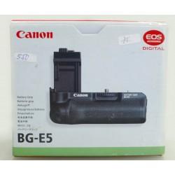 Canon BG-E5