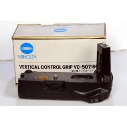 Punho vertical Minolta 600