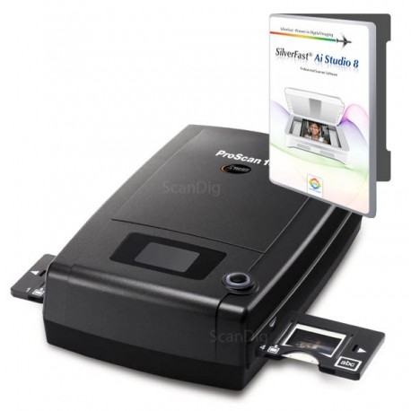 Silverfast Ai Studio 8 incl. IT8 para CrystalScan 7200