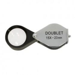 Jóias Magnifier Doublet 15x 23mm