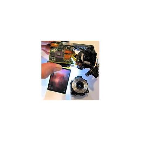 Reparação de Máquinas Digitais Reflex e Compactas