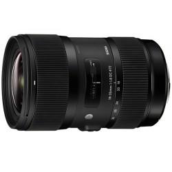 Sigma 18-35mm f/1.8 DC HSM A (Canon)