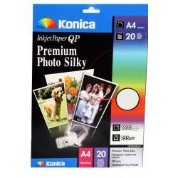 Konica InkJet Paper QP A4 Brilhante 255g