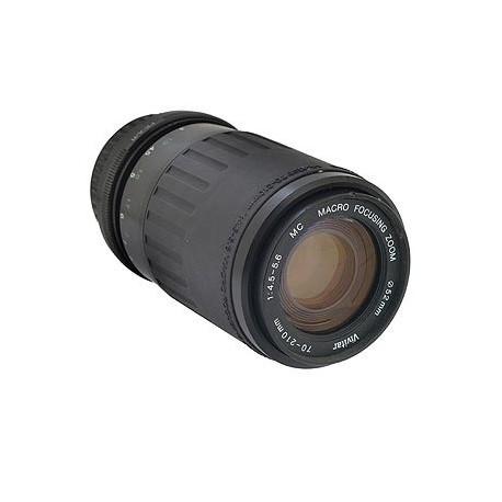 Vivitar 70-210mm macro
