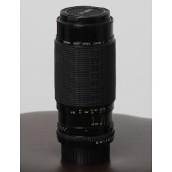 Pentax 80-200 mm 1:3,5-4 Sigma