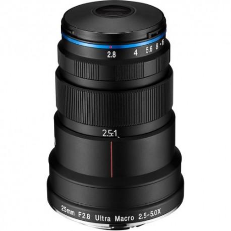 25 mm F ,8 _2,5 x5 ultra Macro SONY FE