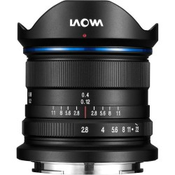 9 mm  F2,8 Canon EF-M