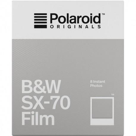 Papel Fotográfico Polaroid SX-70 B&W