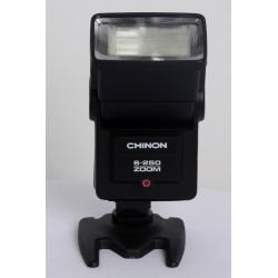 Flash Pentax Chinon S-250 Zoom