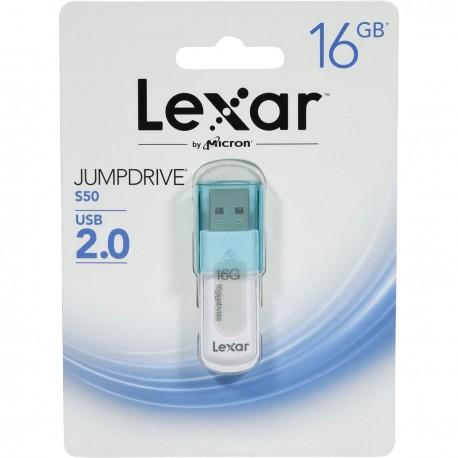 Lexar 16GB JumpDrive S50
