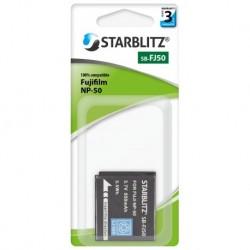 Bateria NP-50 Recarregável STARBLITZ