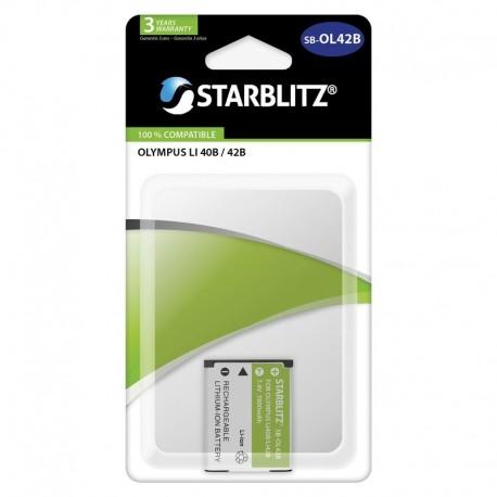 Bateria LI 40B-42B STARBLITZ