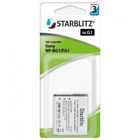 Bateria NP-BG1/FG1 STARBLITZ