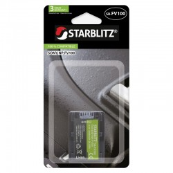 Bateria NP FV 100 STARBLITZ