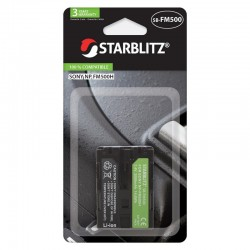 Bateria NP FM 500H STARBLITZ