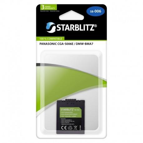Bateria CGA S006-DMW BMA7 STARBLITZ