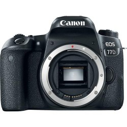 Canon EOS 77D + 18-55mm 4-5.6