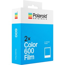 Polaroid 2x Color 600