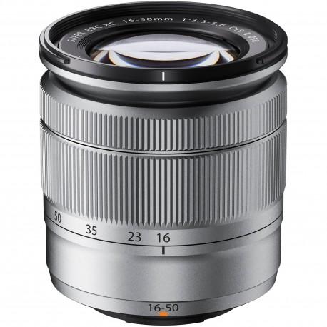 Fujifilm 16-50mm F3.5-5.6 R OIS II Silver