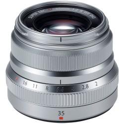 Fujifilm 35mm F/2 R WR Silver