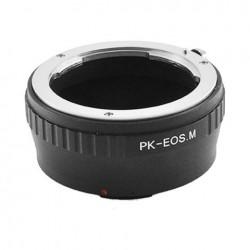 Adaptador Pentax/Canon EOS M