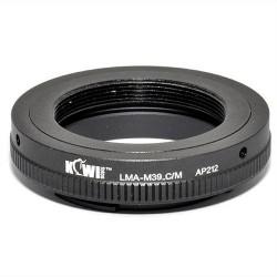 Adaptador Leica M39/Canon EOS M