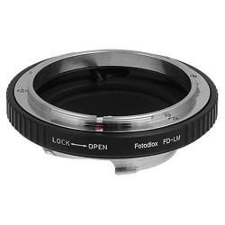 Adaptador Canon FD/Leica M