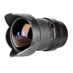 Samyang 8mm F/3.5 UMC CS II Fisheye - Sony A