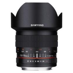 Samyang 10mm F/2.8 ED AS NCS CS - Canon