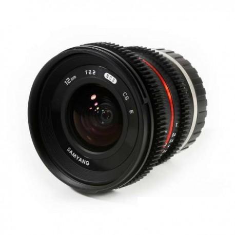 Samyang 12mm T2.2 Cine - Sony E