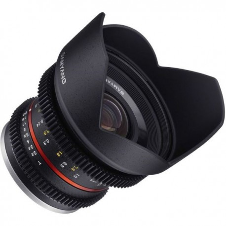 Samyang 12mm T2.2 Cine Micro 4/3