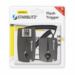 Kit Disparador Flash SRC-Lotus - Canon