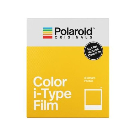 Polaroid Color Film i-Type