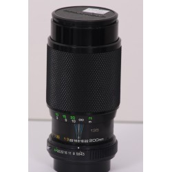 Pentax K 80-200mm F/4.5