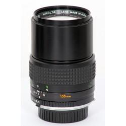 Minolta 135mm F/2.8