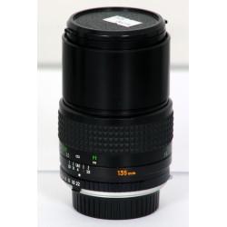 Minolta 135mm F/2.8 PF