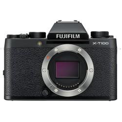 Fujifilm X-T100 - Preta