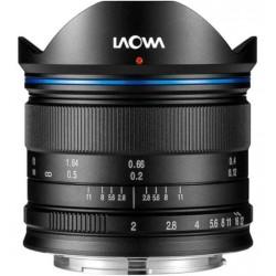 7,5mm F/2 MFT Noir - Standard