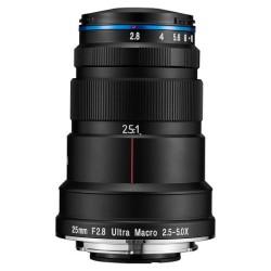 25mm F/2.8 2,5-5x Ultra-Macro - Canon