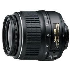 Nikon AF-S DX 3,5-5,6/18-55mm ED II schwarz (494291)