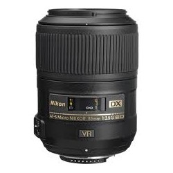 Nikon AF-S 3,5/85 mm DX VR ED Micro (369523)